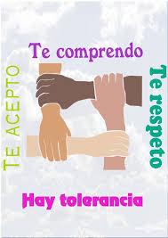 Tolerar o respetar y aceptar la diversidad. | Cristian Castro ...